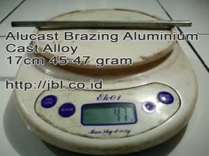 Alucast Cast Alloy Aluminium Brazing