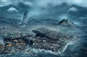 Hanya Gambaran mengenai kehancuran yang dahsyat