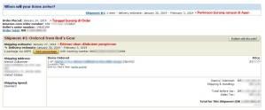 Proses Amazon Kategori Lancar.