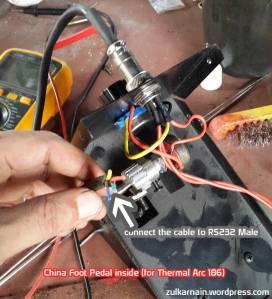 Foot pedal china