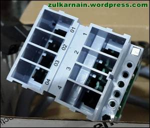 ABB 1SNA167934R1700 test block