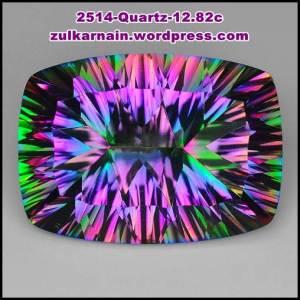 Batu Permata Quartz 2514-10-44x 12.82 carat