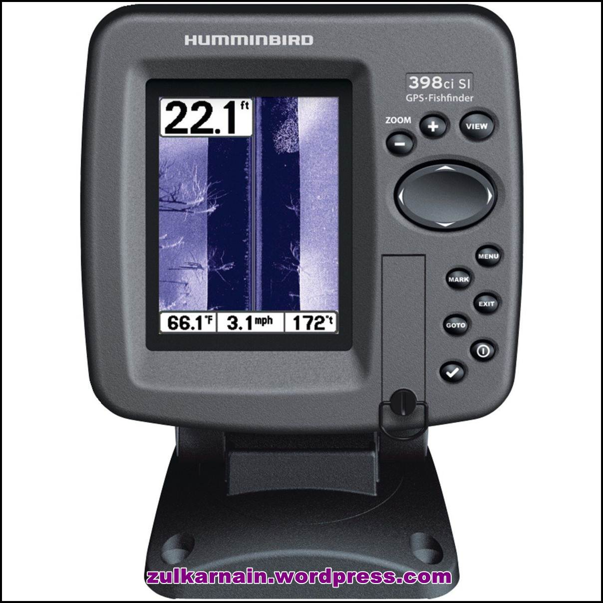 Humminbird 398ci SI Side Imaging