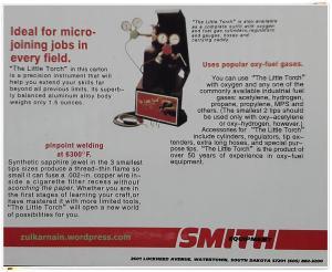 smith torch alat las mini