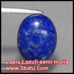 lapis lazuli ukuran kecoa