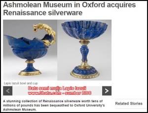 Batu Semi mulia lapis lazuli