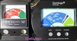 Presidium Gemlogis Gems tester