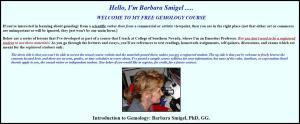 kurses gemology gratis barbara smigel