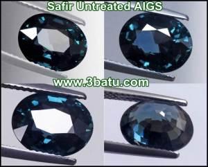 Safir Untreated Unheated AIGS ID:11215