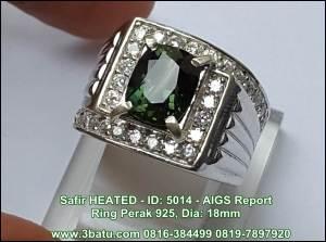 Green Safir AIGS Heated VVS