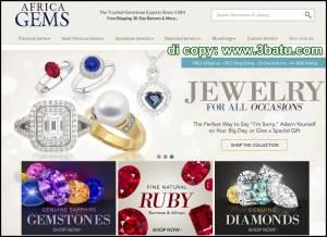 africa gemstones