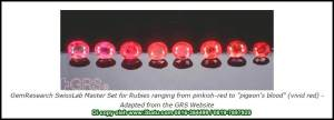 Warna Warna Batu Ruby
