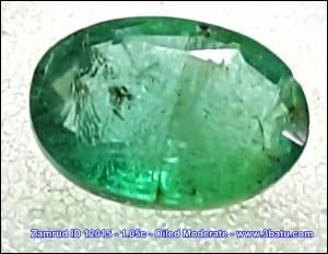 Zamrud ID 12015 Oiled Moderate