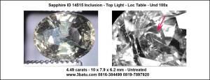 Safir ID: 14515 - Sidik Jari - Fingerprint