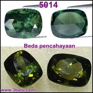 AIGS 5014 Green Sapphire