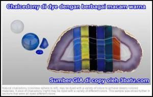 chalcedony dyed gia
