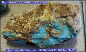 pirus in matrax quartz