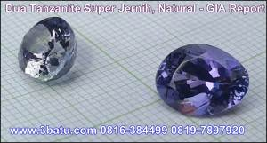 Tanzanite - Gem Quality