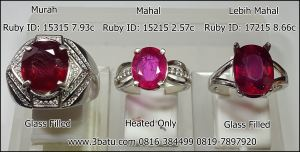 Ruby ID: 15315-15215-17215-compare