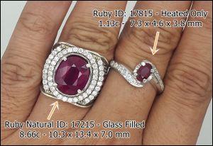 Ruby 17815 vs 17215