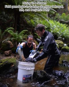 GIA Tasmanian Sapphire Expedition