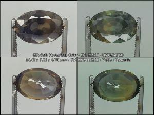 GIA Sapphire SN: 25915