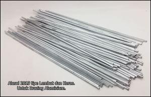 Alusol brazing aluminium