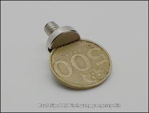 Baut tripod ga pake ngerepotin 1/4 inch