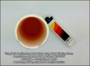 Koi Kowi Crucible Alumina 15CM