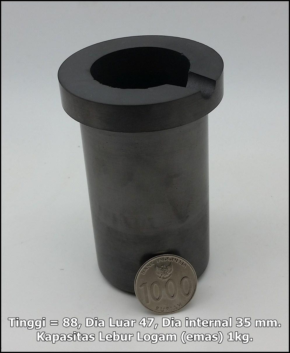 koi kowi crucible graphite 1kg