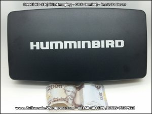 humminbird 999 Side Imaging LCD Cover