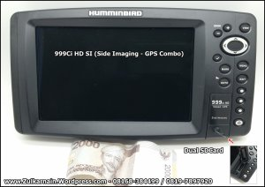 humminbird 999 Side Imaging - Display