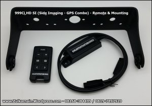 humminbird 999 Side Imaging Remote Control - Mounting