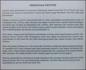perjanjian AGL IGP jakarta