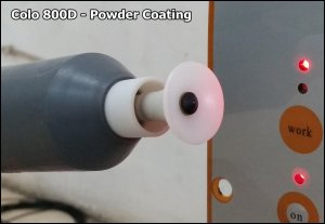 Powder Coating Colo 800D