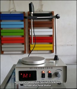 Magnetic Stirrer Hot Plate 1L