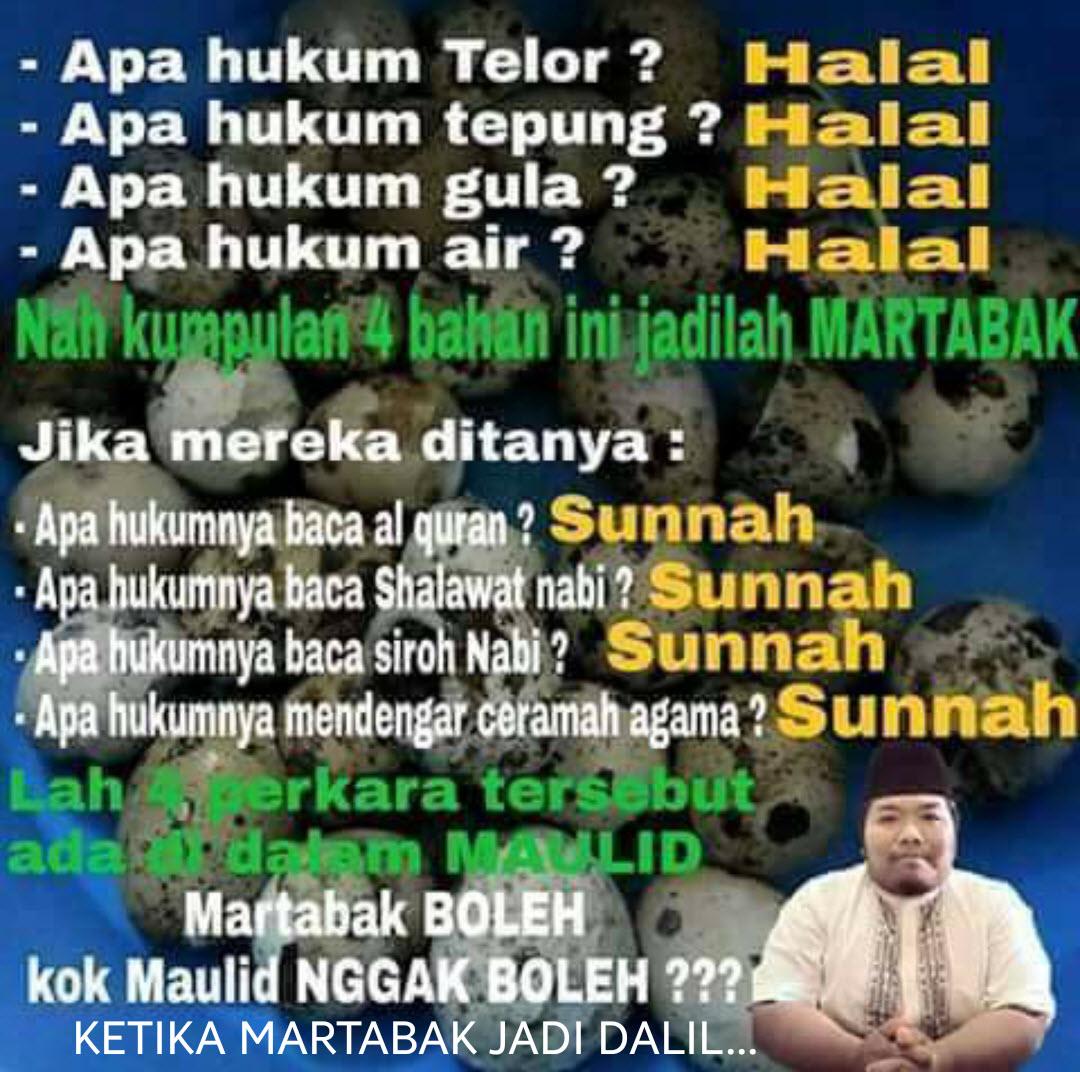 Bidah Dan Warisan Syiah Maulid Nabi Muhammad SAW Zulkarnain