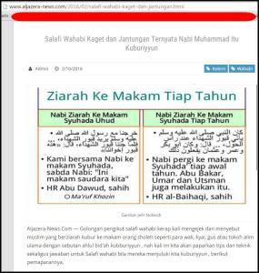 fitnah wahabi salafi