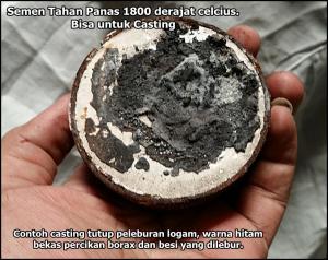 semen tahan panas 1800