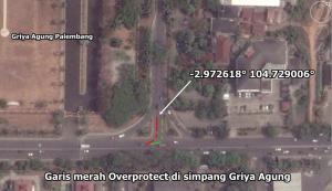 overprotect griya agung palembang