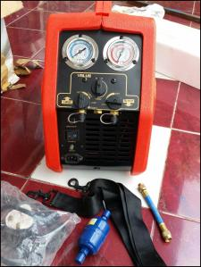 VRR12A Refrigerant Recovery