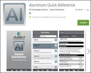 aluminium komposisi