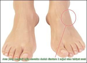 kaki ngilu sewaktu shalat