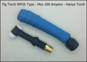 wp26 tig torch only