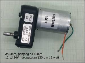 dynamo generator mini 12W