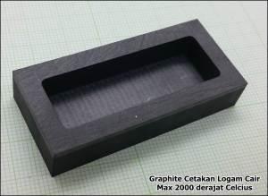 cetakan logam graphite