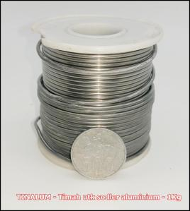 Tinalum - Timah Solder Aluminium