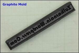 graphite mold casting