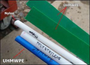 jenis plastik nylon uhmwpe
