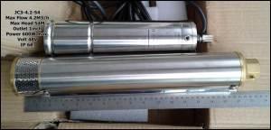 Pompa Sumur Dalam JC3-4.2-54-3
